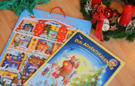 Pixi Adventskalender: Und schon bald öffnen wir das 1. Adventskalendertürchen! + Verlosung