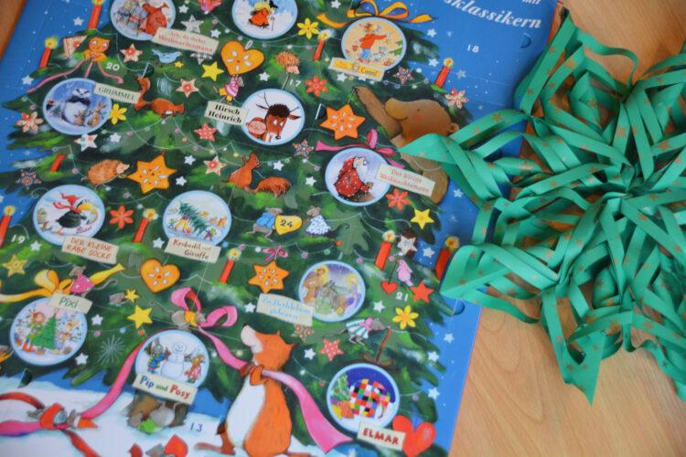 Pixi Adventskalender mit Weihnachtsbestsellern