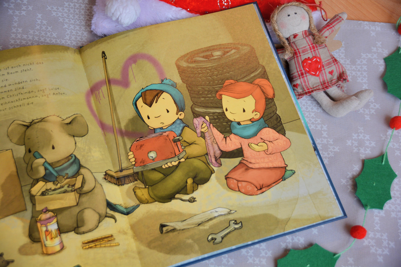 Christkind Bilder Weihnachten.Elefantastische Weihnachten Weihnachtsmann Oder Christkind