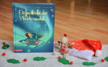 Elefantastische Weihnachten: Weihnachtsmann oder Christkind?