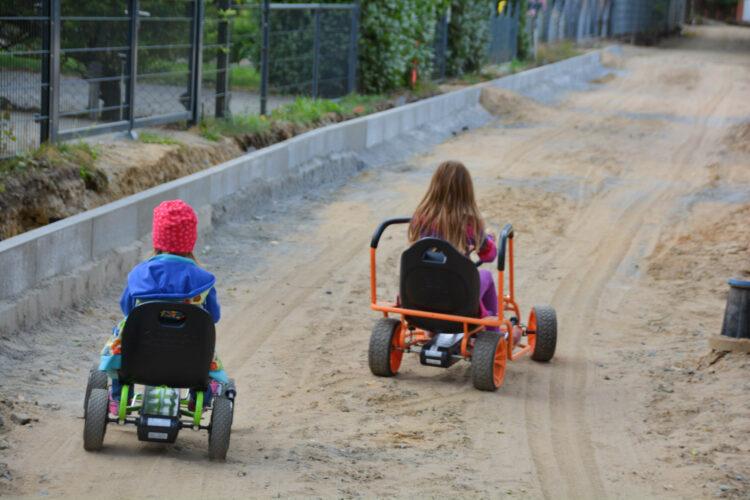 Hauck Toys Lightning Go-Kart Offroad