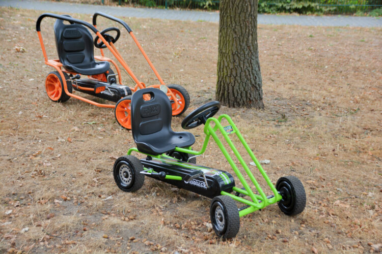 Hauck Toys Lightning Go-Kart Thunder II