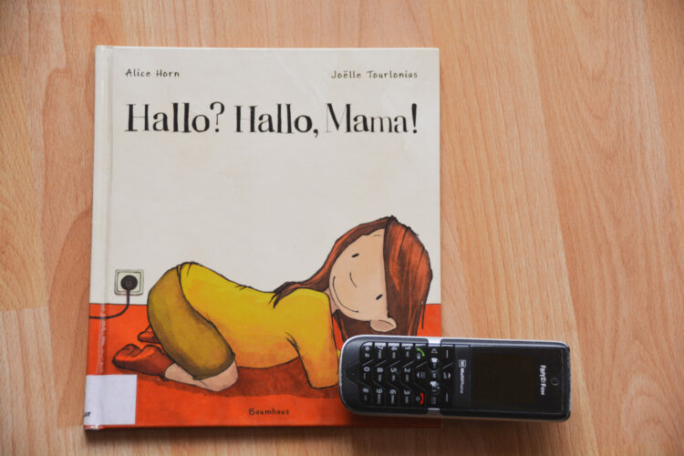Hallo? Hallo, Mama! von Alice Horn