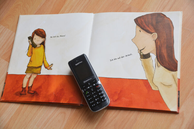 Hallo? Hallo, Mama! Bilderbuch