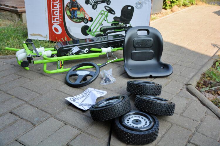 Hauck Toys Lightning Go-Kart