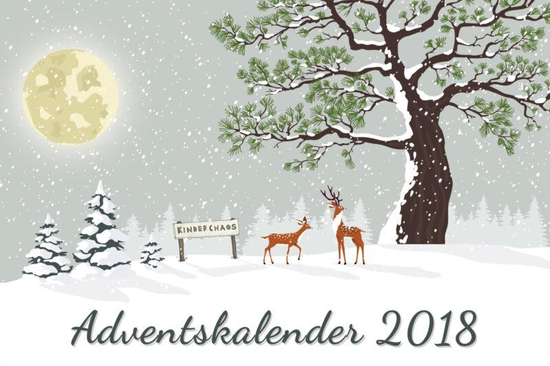 Adventskalender 2018: Ich gäb´ Euch gerne einen Kalender…