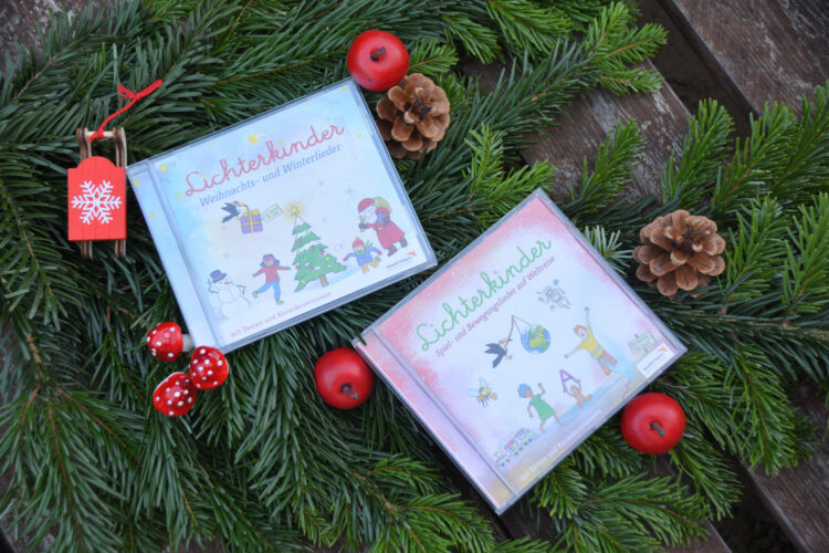 Lichterkinder Kinderlieder CD