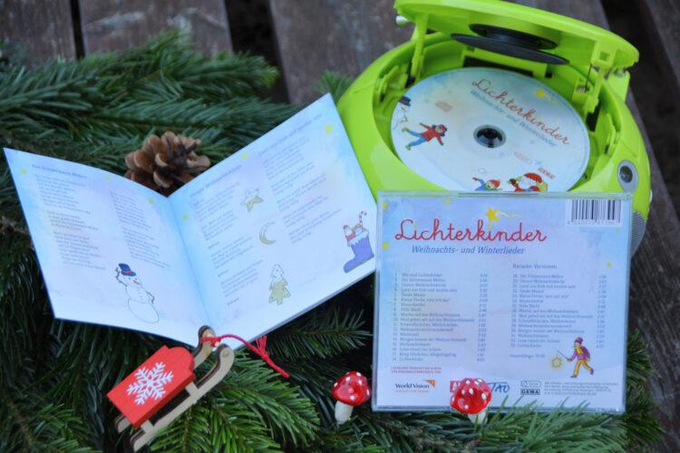Lichterkinder Weihnachts- und Winterlieder