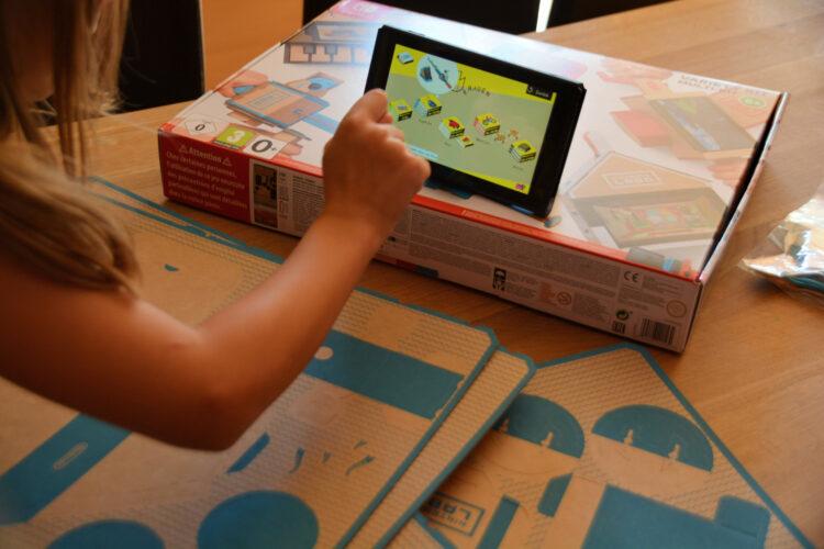 Nintendo Switch Labo bauen