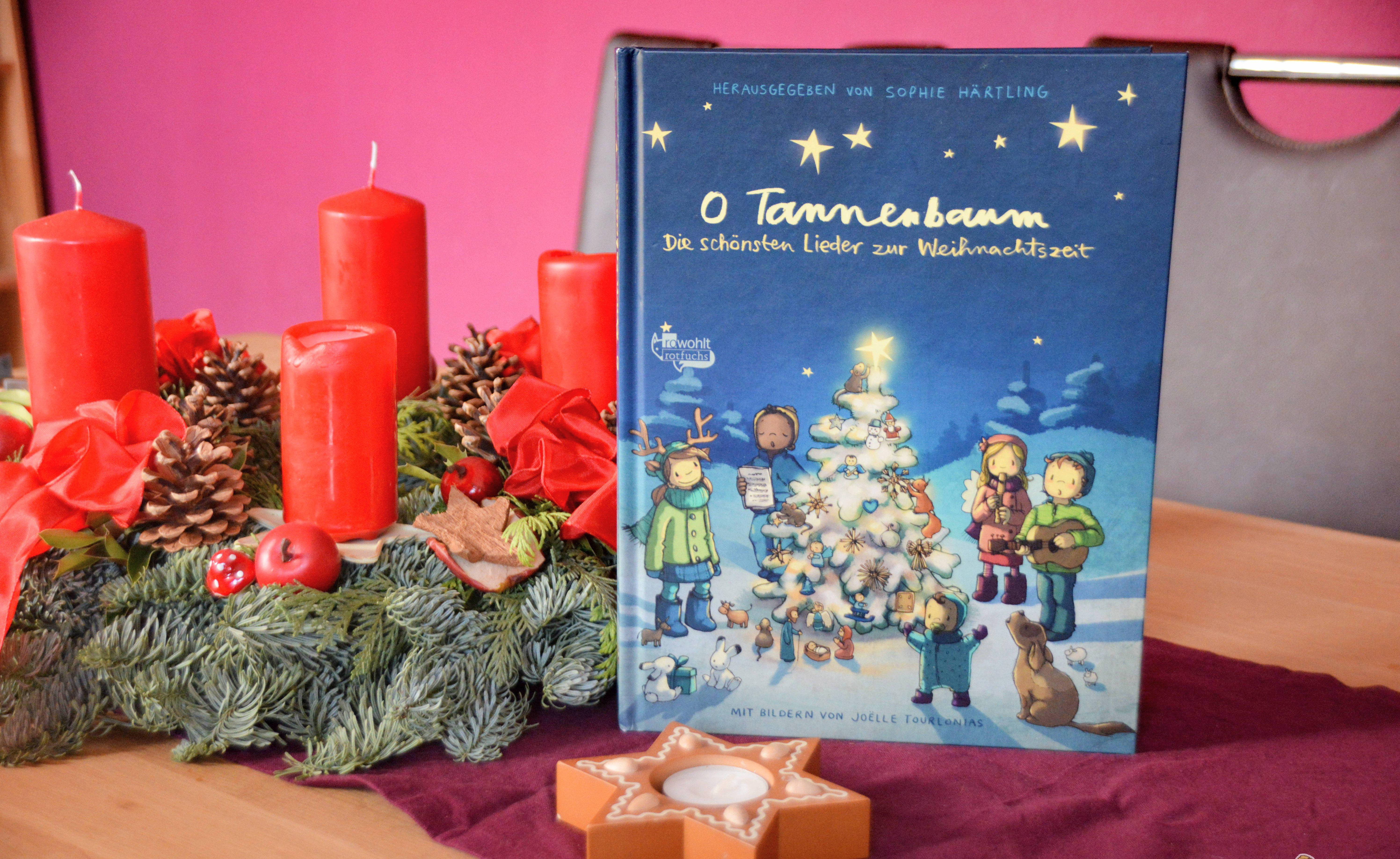 Tannenbaum Buch.O Tannenbaum Die Schönsten Lieder Zur Weihnachtszeit