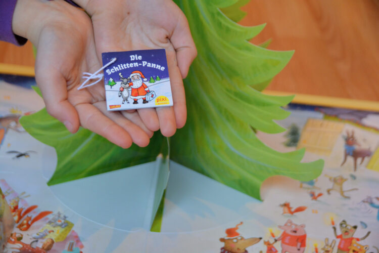 Mini-Pixi Adventskalender