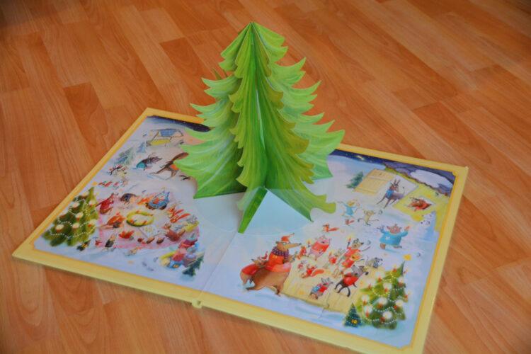 Pixi Adventskalender Weihnachtsbaum