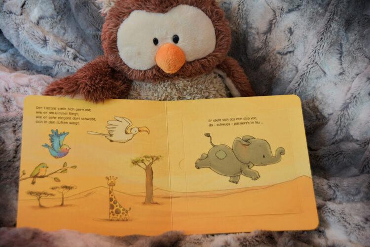 Kinderbuch Schlaf ein, träum fein!