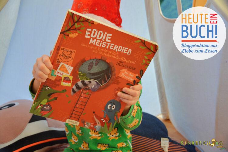 Heute ein Buch! Eddie Meisterdieb