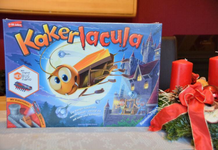 Kakerlaken-Spiel: Kakerlacula