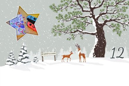 12. Adventskalendertürchen: Wir feiern eine Super Mario Party mit Nintendo Switch!
