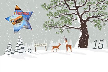 15. Adventskalendertürchen: Ein Weihnachtsfest mit Kakerlake!