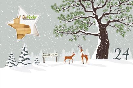 24. Adventskalendertürchen: Weihnachten – Da braucht man schon viel Platz in der Garderobe!
