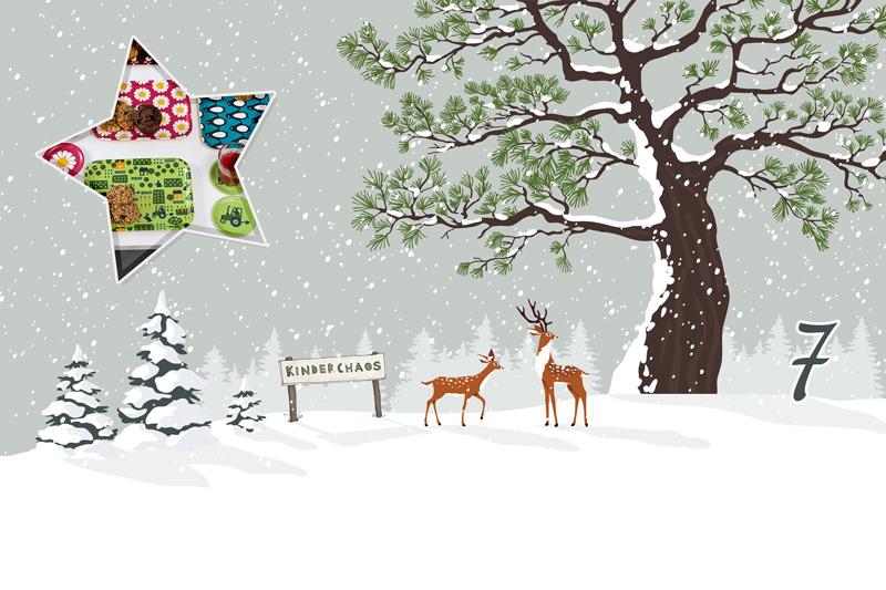 7. Adventskalendertürchen: Wir backen schwedische Haferflockenplätzchen mit Fannyswelt und Maxomorra