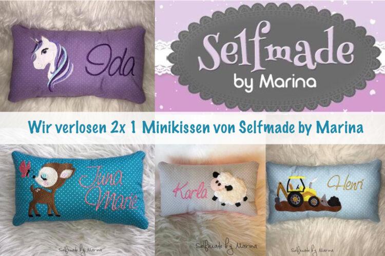 Minikissen Selfmade by Marina