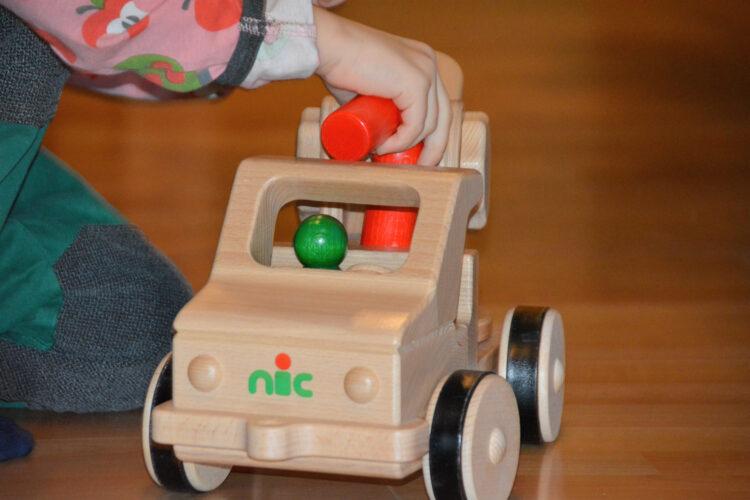 Nachhaltig spielen mit Nic