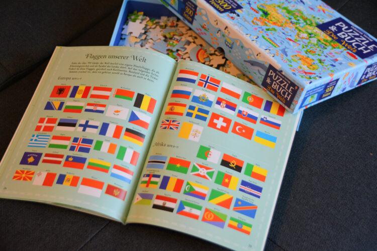 Flaggen unserer Welt