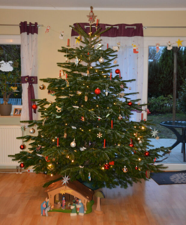 Weihnachten Weihnachtsbaum 2018