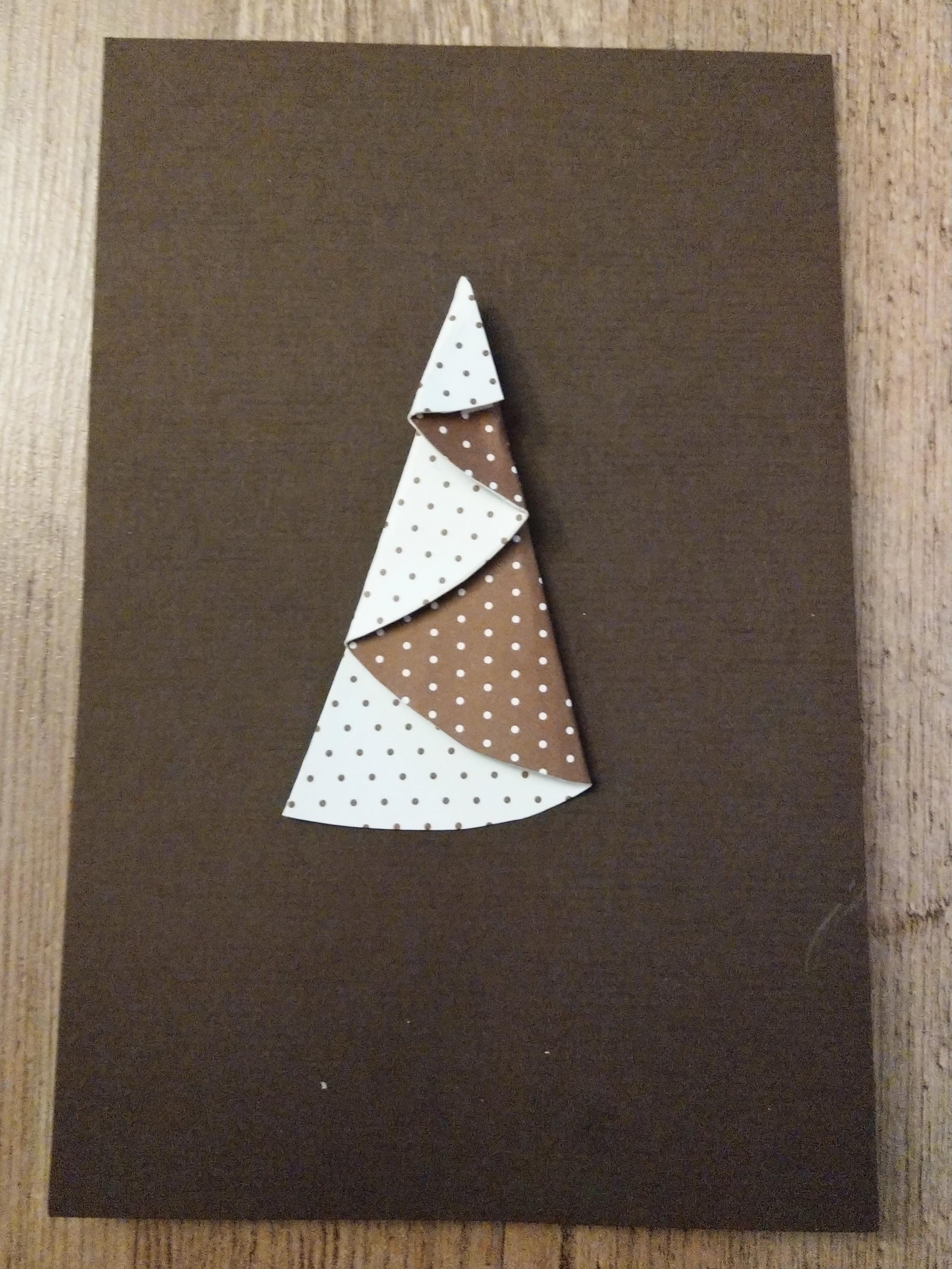 9. Adventskalendertür: Tannenbaum + Schneemann-Weihnachtskarten