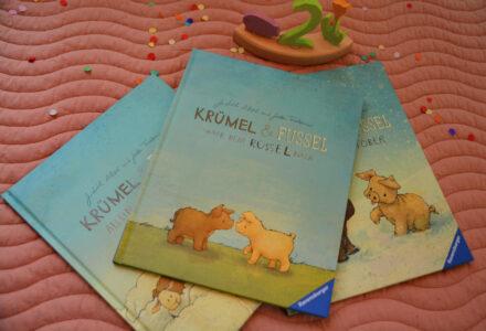 Krümel & Füssel – Immer dem Rüssel nach: Happy Birthday Kinderchaos!