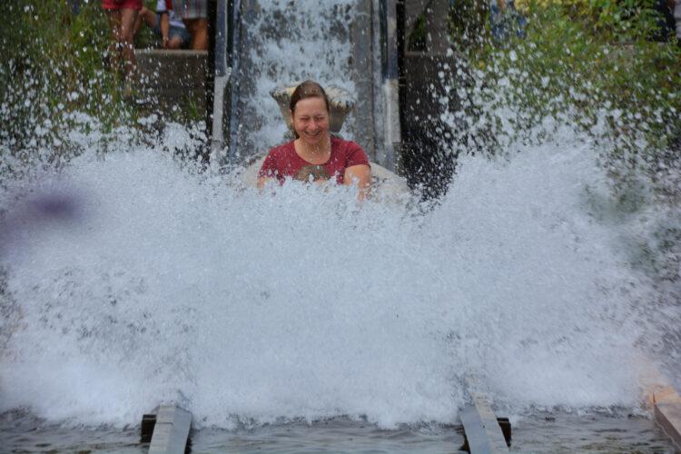 Wasserbahn Tripsdrill