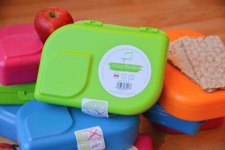 Die nachhaltigen Nana Brotboxen von ajaa!: Täglich im Kindergarten und in der Schule mit dabei! + Gewinnspiel