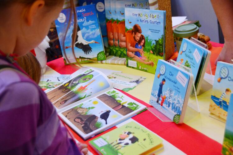 Buchmesse Neunmalklug Verlag
