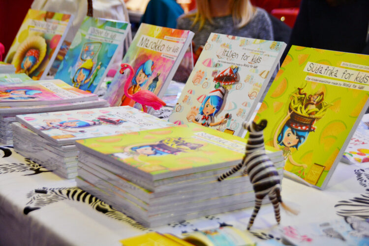 World for Kids auf der Buchmesse