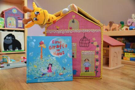 Eine Giraffe im Haus – Und was machst du, wenn du eine Giraffe gewinnst?