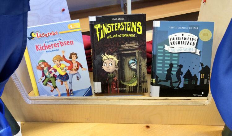 Kinderbuch-Casting die Gewinner