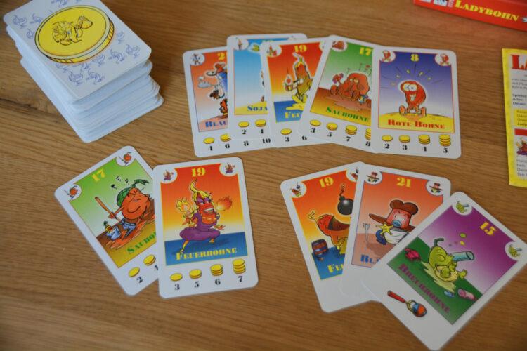 Ladybohn Karten