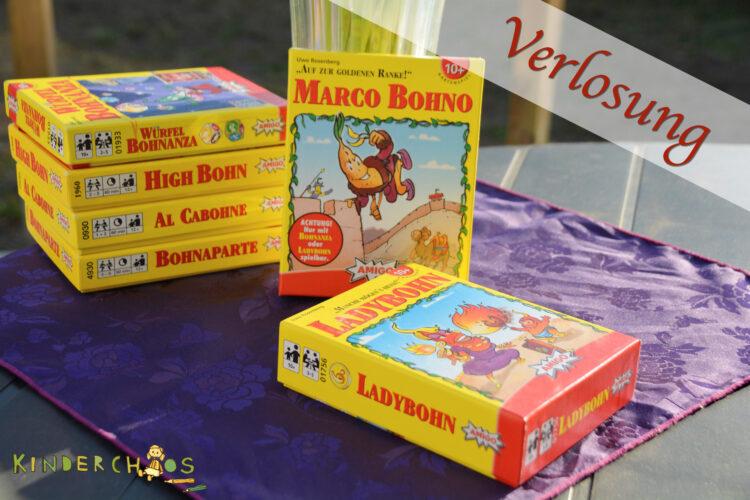 Marco Bohne Ladybohn Verlosung