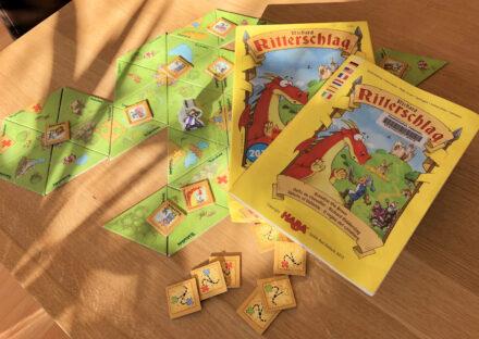 """Richard Ritterschlag: """"Mama, können wir das mit dem Ritter spielen"""""""