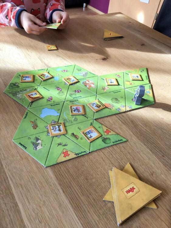Kinderspiel Richard Ritterschlag