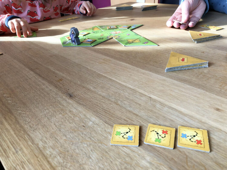 Kinderspiel Richard Ritterschlag