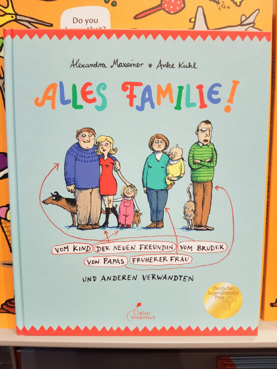 Kinderbuch Alles Familie!