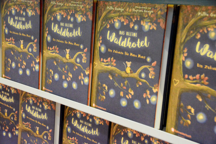 Kinderbuch Das kleine Waldhotel