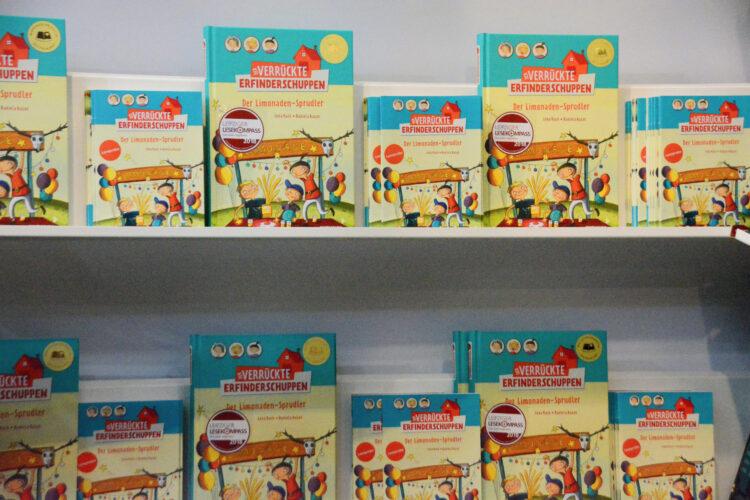 Kinderbuch Erfinderschuppen