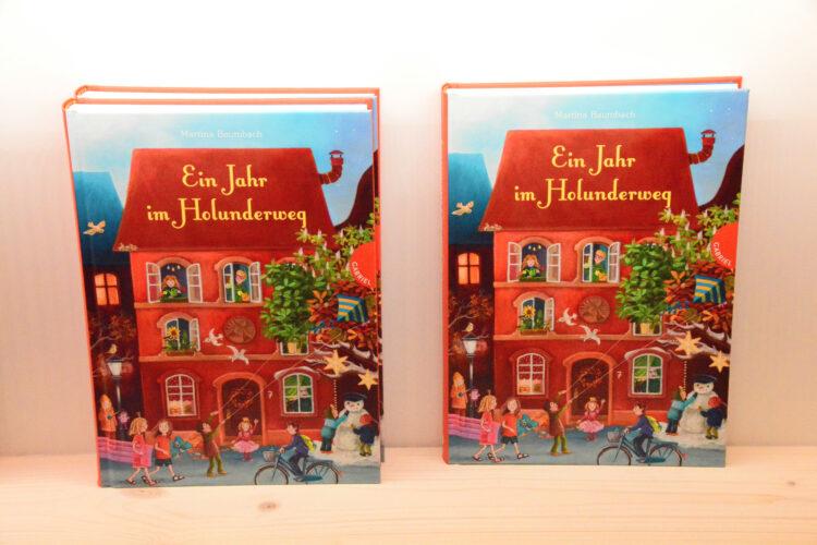 Kinderbuch Holunderweg