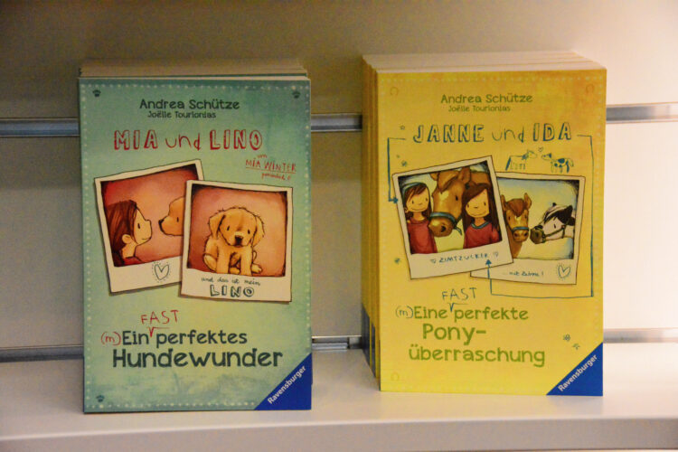 Kinderbuch Mia und Lino