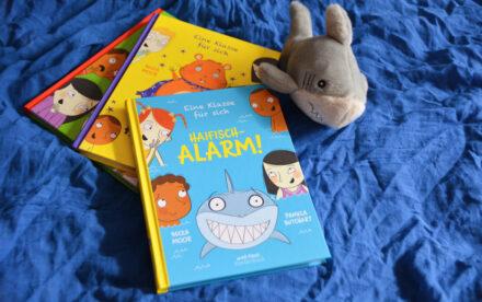 Eine Klasse für sich – Haifischalarm!: Kindliche Fantasie im Schulalltag