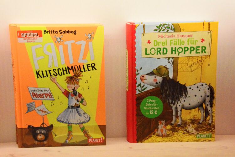 Kinderbuch Fritzi Klitschmüller