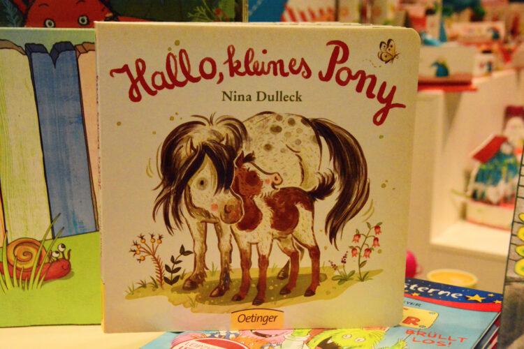Hallo, kleines Pony