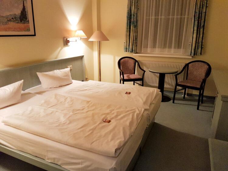 Schlosshotel Breitenfeld Zimmer