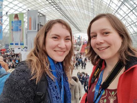 Leipziger Buchmesse 2018: Vollkommen eingeschneit – aber zum Glück mit Kinderbuch!